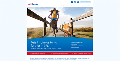 PetSmart Application Online